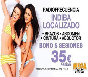 Promoción abril: INDIBA