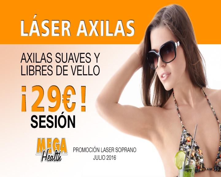 LASER AXILAS