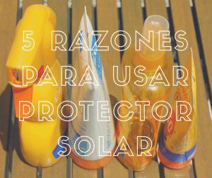 5 razones para usar protector solar - Mega Health Mallorca