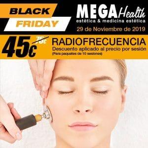 BLACK FRIDAY - Mega Health - Ofertas de radiofrecuencia INDIBA en Palma de Mallorca