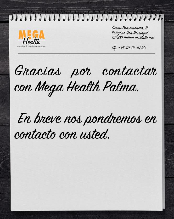 Contacto gracias