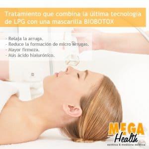 Promoción Biobotox - Mega Health, centro estético y médico estético en Palma de Mallorca