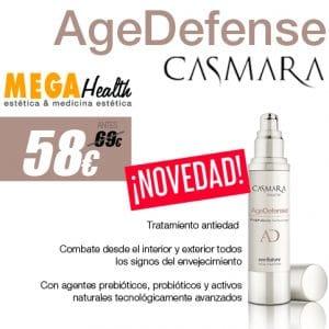 Mega Health - AgeDefense de Casmara en Mallorca