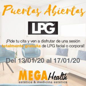 Mega Health - PUERTAS ABIERTAS - LPG