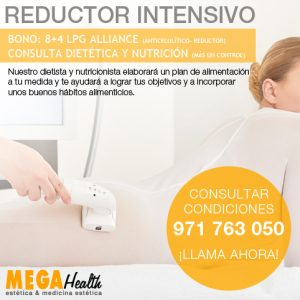 Mega Health - Pack reductor intensivo - LPG Alliance + Dietética y nutrición