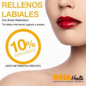 Mega Health - RELLENOS LABIALES en Palma de Mallorca