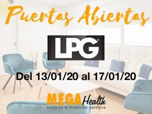 Mega Health - PUERTAS ABIERTAS - LPG en Palma de Mallorca