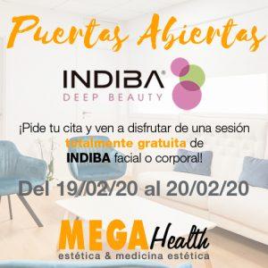 Mega Health - Jornada de Puertas Abiertas INDIBA