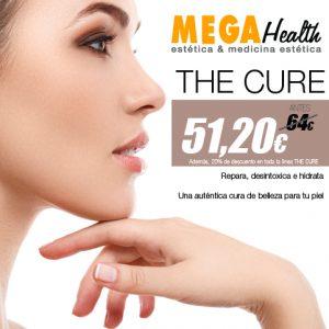 Mega Health - THE CURE de Natura bissé en Mallorca