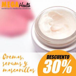 Mega Health - Ofertas en cremas, serums y mascarillas en Mallorca
