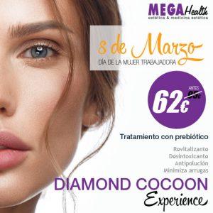 Diamond cocoon experience - Mega Health centros de belleza en Palma de Mallorca
