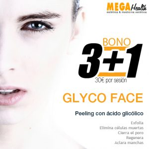 Peeling GLYCO Face en Palma de Mallorca - Mega Health