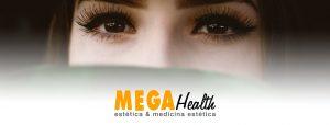 Tratamientos de extensiones de pestañas en Palma de Mallorca - Mega Health, centro estético en Mallorca