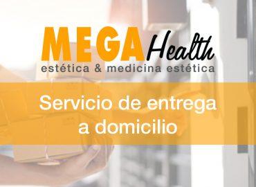 Mega Health delivery, nuestros productos en tu casa