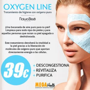 Mega Health | Ofertas de Oxygen Line en Palma de Mallorca