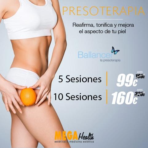 Mega Health | Ofertas de presoterapia en Palma de Mallorca