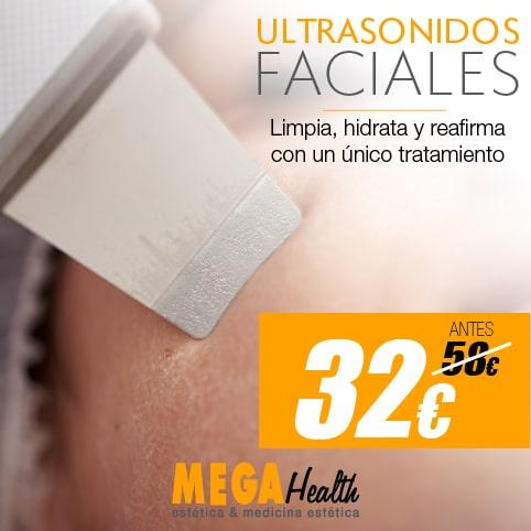 Mega Health | Ofertas de ultrasonidos faciales en Palma de Mallorca