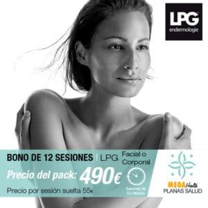 Bono de 12 sesiones LPG en Palma de Mallorca - Mega Health, centro estético especializado en LGP Endermologie en Mallorca