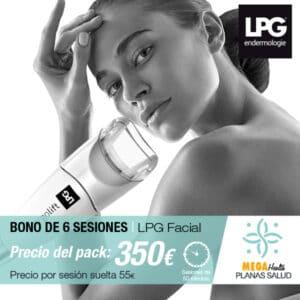Bono de 6 sesiones LPG en Palma de Mallorca - Mega Health, centro estético especializado en LGP Endermologie en Mallorca