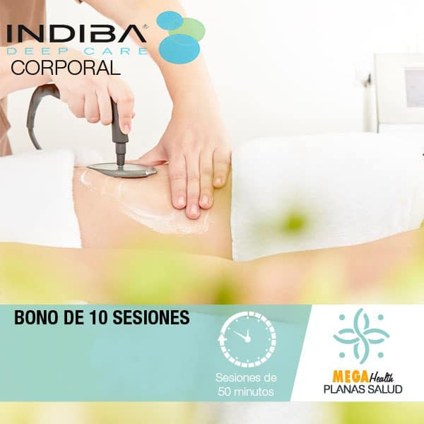 INDIBA facial y corporal en Palma de Mallorca - Mega Health by Planas Salud, centro estético especializado en INDIBA en Mallorca