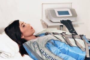 presoterapia con ballancer pro 606