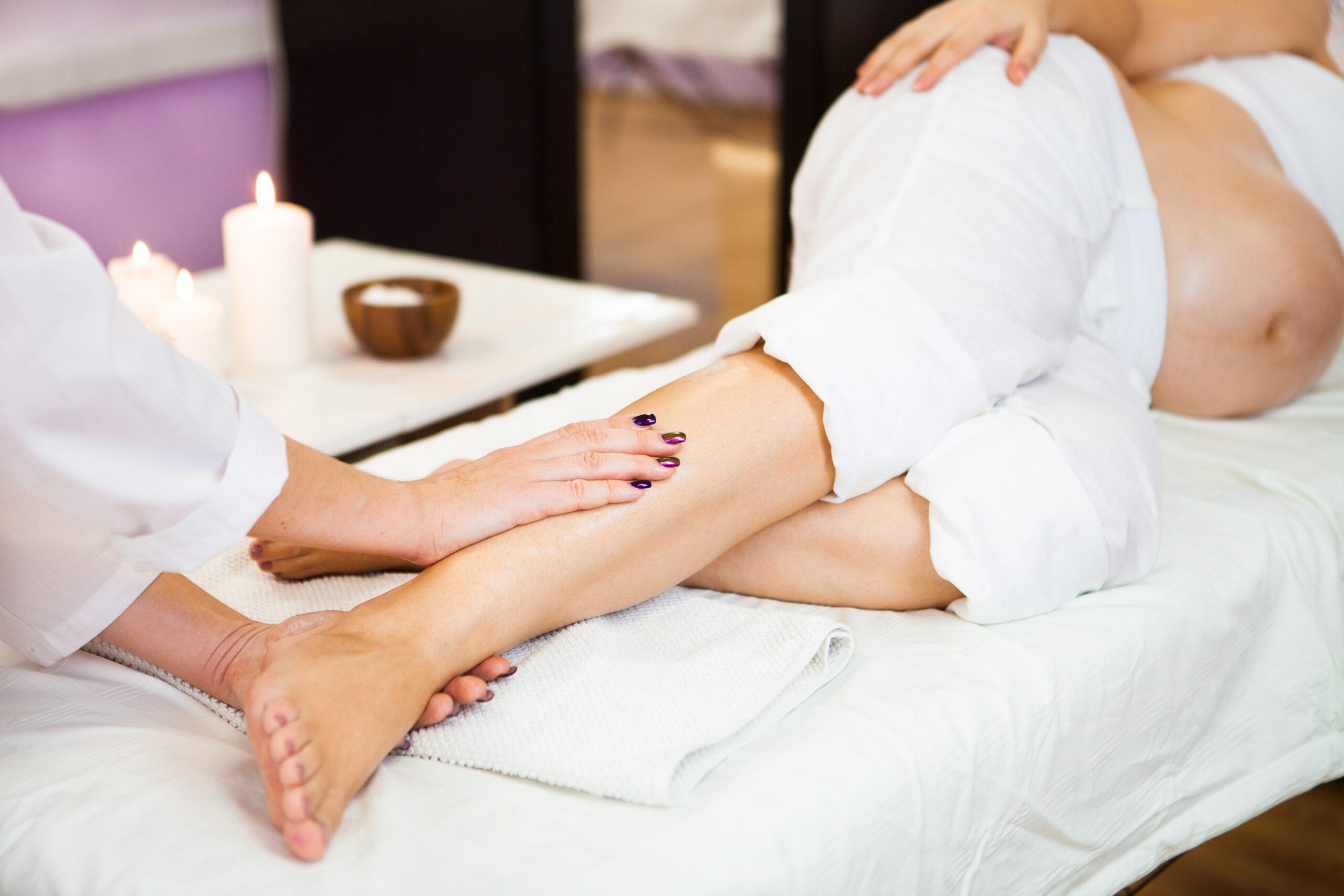 Masaje para embarazadas y post parto